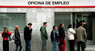 España segundo país europeo con mayor tasa de paro