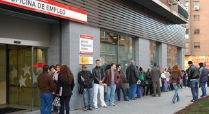 España el segundo páis con más paro de la OCDE