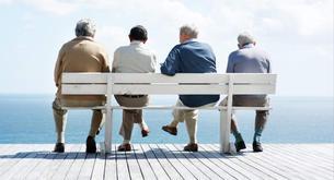 La pensión media supera los 1.000 euros