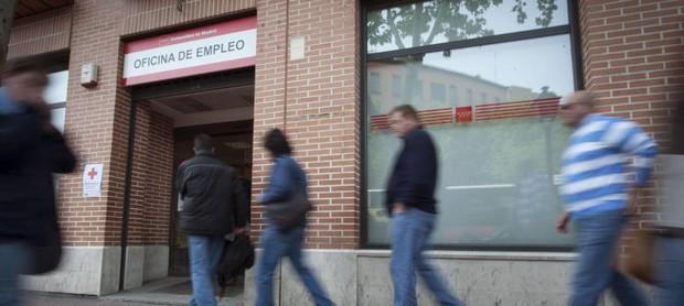 El 60 de los trabajadores conf a en mantener su empleo for Oficina de empleo getafe