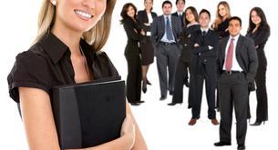 Crece el número de mujeres directivas