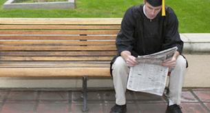 España, en el 2º puesto de Europa con más parados con estudios superiores y primarios
