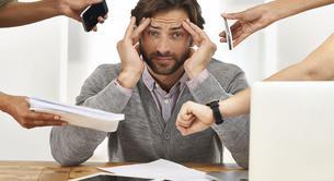 El estrés, la mochila del trabajo