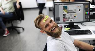 Los trabajos más felices del mundo.