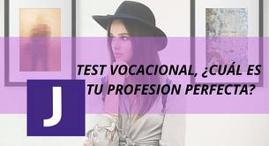 TEST VOCACIONAL, ¿CUÁL ES TU TRABAJO IDEAL?