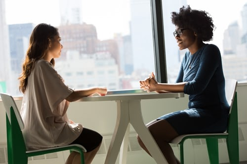 Qué no hacer en una entrevista de trabajo