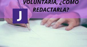 CARTA DE RENUNCIA, ¿COMO SE DEBE ESCRIBIR?