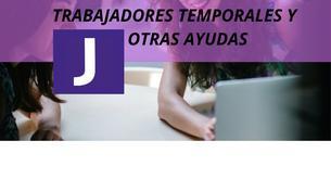 AYUDAS EMPLEADAS DE HOGAR Y TRABAJADORES TEMPORALES