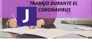 CONSEJOS PARA LA VUELTA AL TRABAJO DURANTE EL CORONAVIRUS